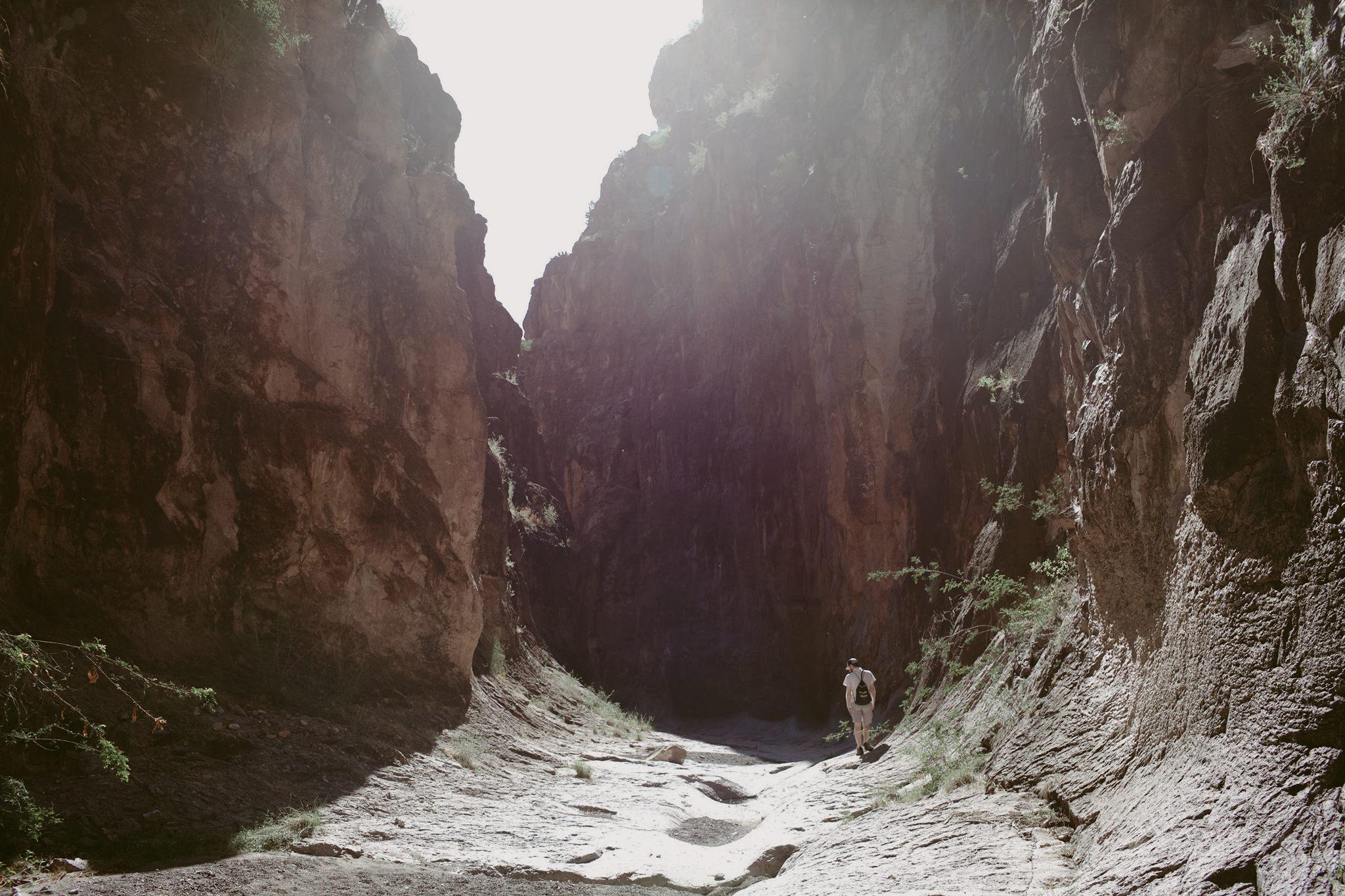 Closed Canyon, Big Bend