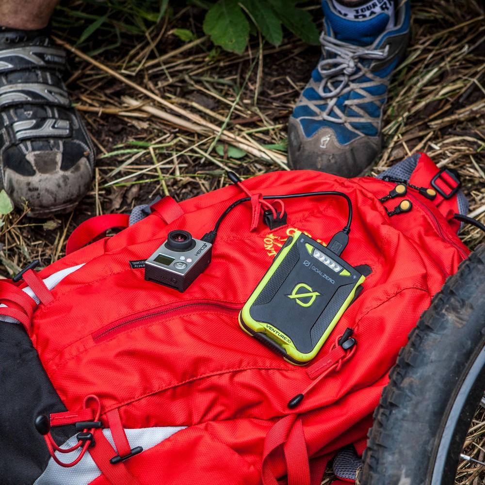 Goal Zero Venture 30 Power Bank + 7 Nomad Plus Solar Kit Gal l Solar Kits l Tiny Life Supply.jpg