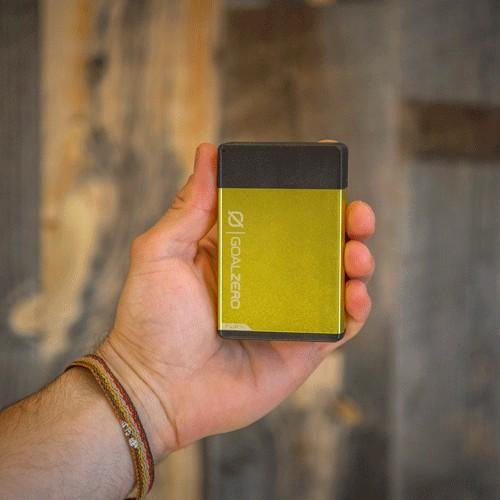 Goal Zero Flip 30 Power Bank + Nomad 7 Plus Solar Kit Gal 1 l Solar Kit l Tiny Life Supply.jpg