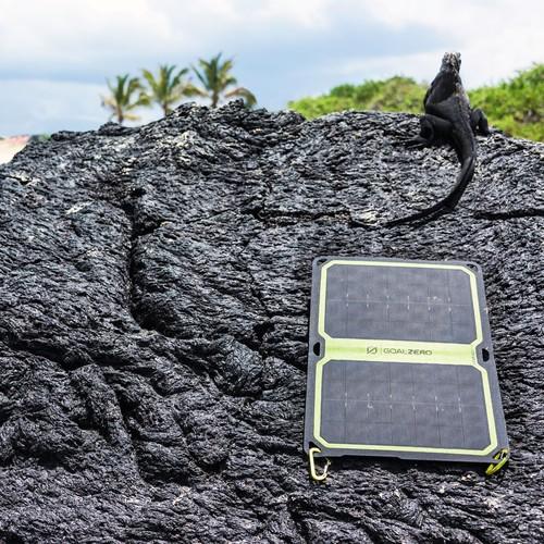Goal Zero Flip 30 Power Bank + Nomad 7 Plus Solar Kit Gal 4 l Solar Kit l Tiny Life Supply.jpg
