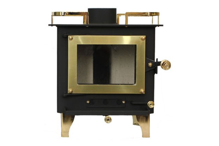 Cubic Grizzly Mini Wood Stove - CB-1210