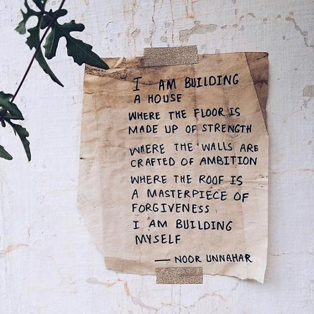 What are you building? 🌱 #chantaldiazco