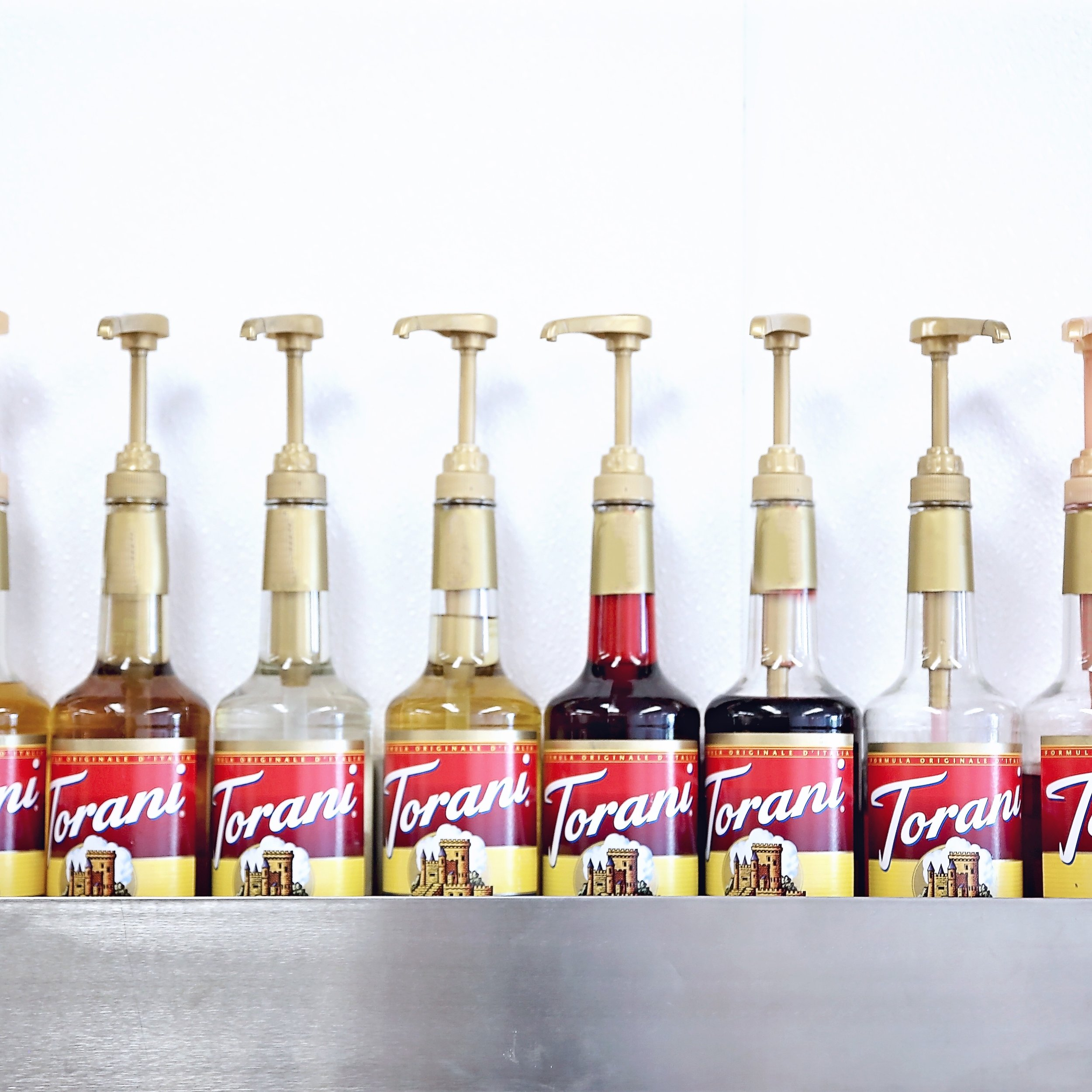 Torani Syrups.JPG