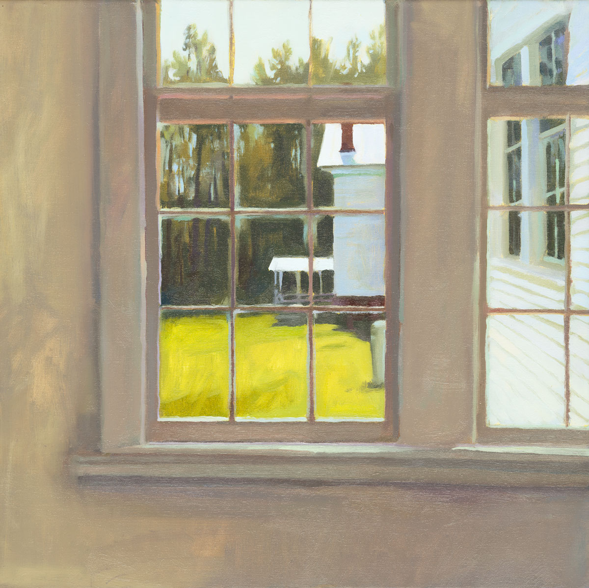 """Murphy is able to take the southern landscape as a subject matter and make it feel modern, contemporary, and new."