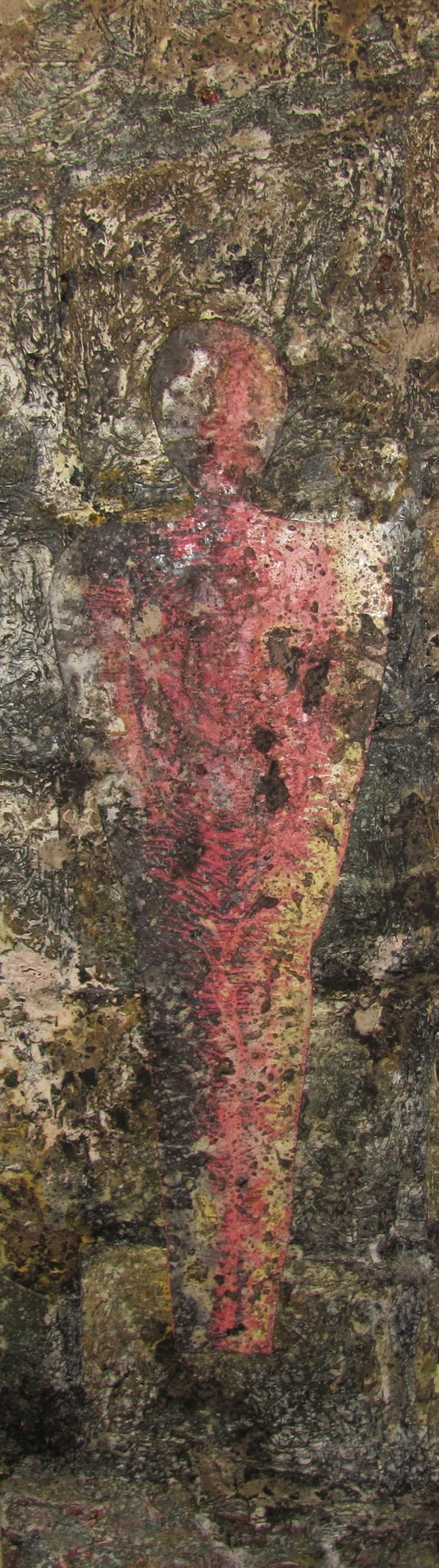 Sebanc_On the right Oil on canvas 2012 22 X 74.jpg