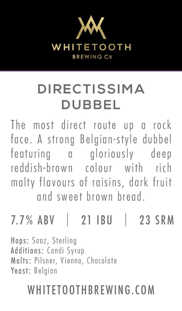 Directissima Dubbel Flight Card Front-Black.jpg