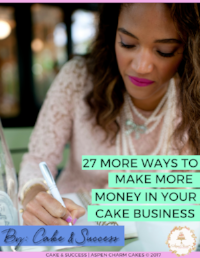 """1. Create a designed dummy cake and ask a bridal shop to showcase your cakes.0. Create a cake%2Fcupcake flyer and handout at local business offices.0. Bake a few dozen cupcakes and sell them outside local businesses """"l.png"""