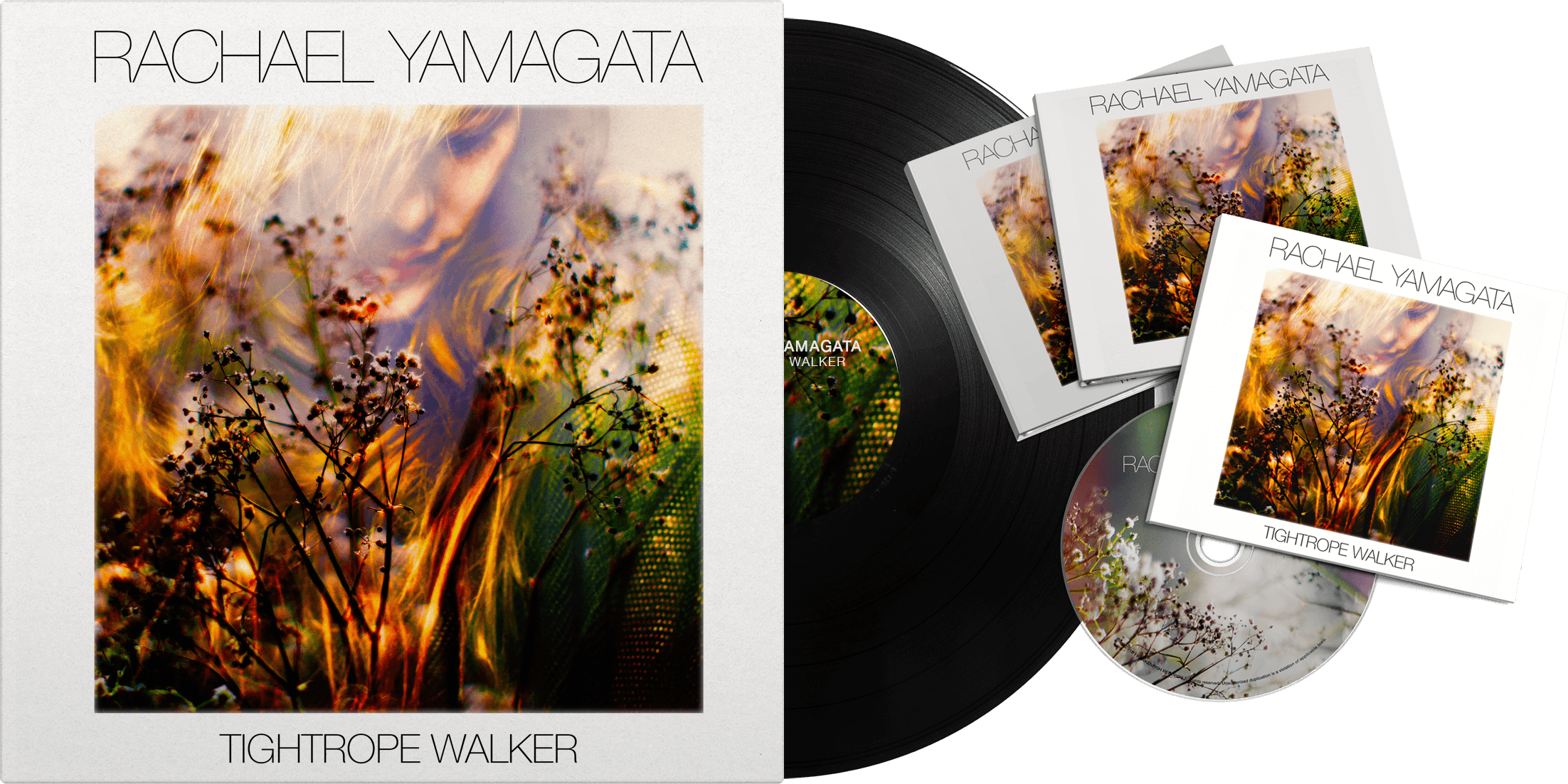 Available on CD, Vinyl, and as Digital Download