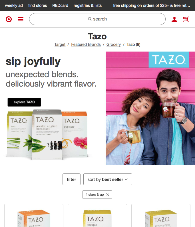 Retailer and Shopper Partnerships:  Big players like Target & Walmart supported our brand messaging, and shopper apps like Ibotta drove them to store with joyful savings.