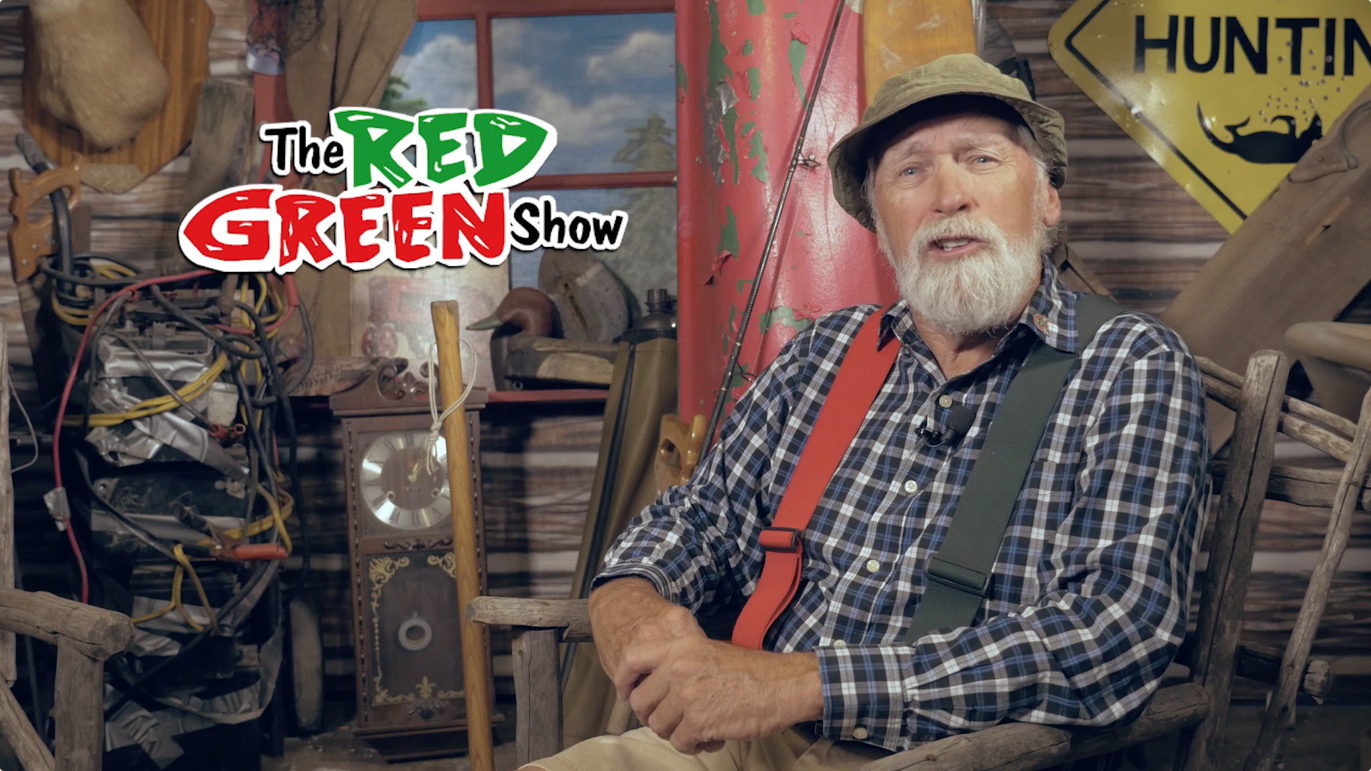 Red Green sitting show logo.png