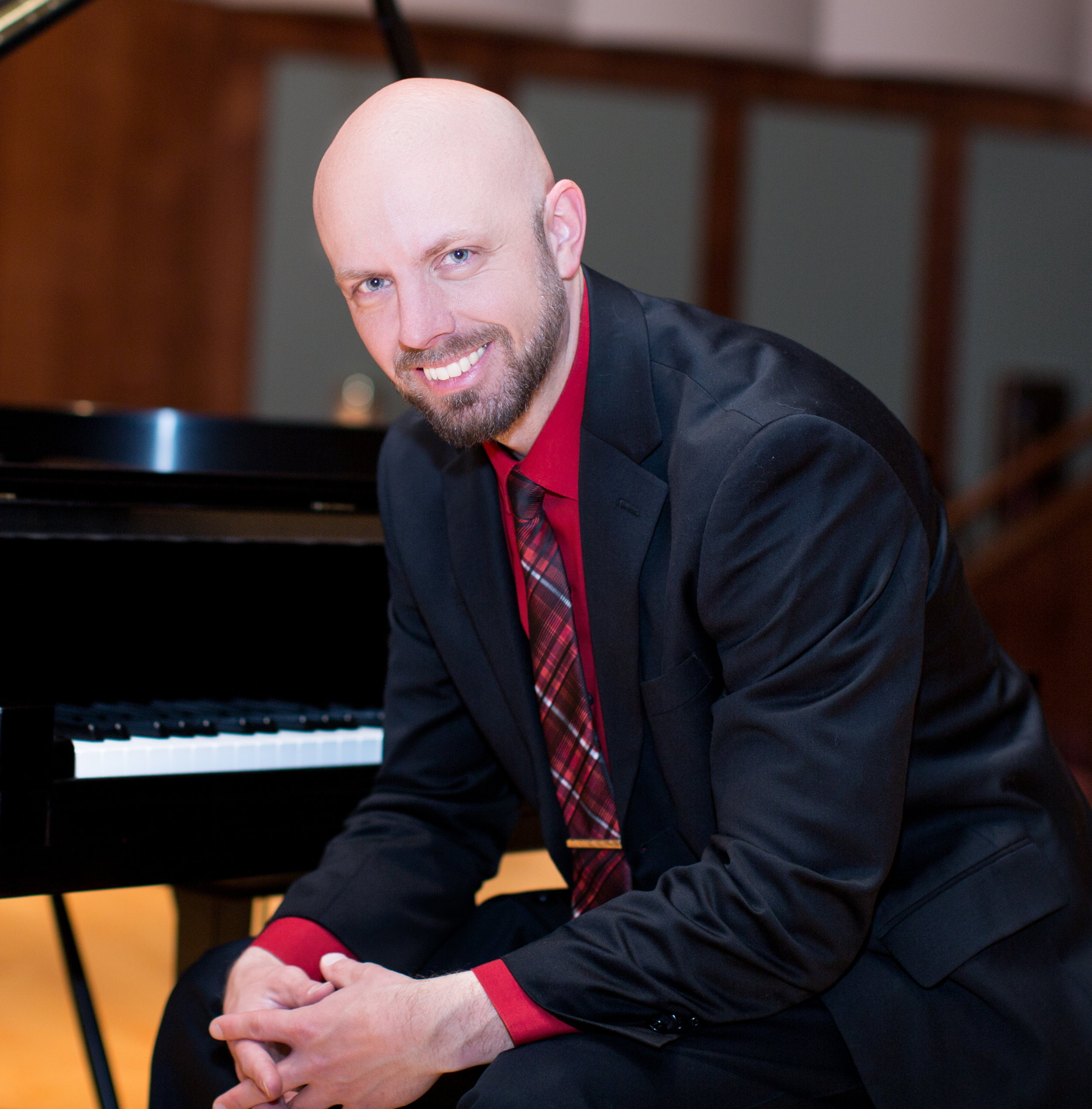 Dr. Symeon Waseen , Composer-in-Residence Black Hills State University D.M.A Eastman School of Music