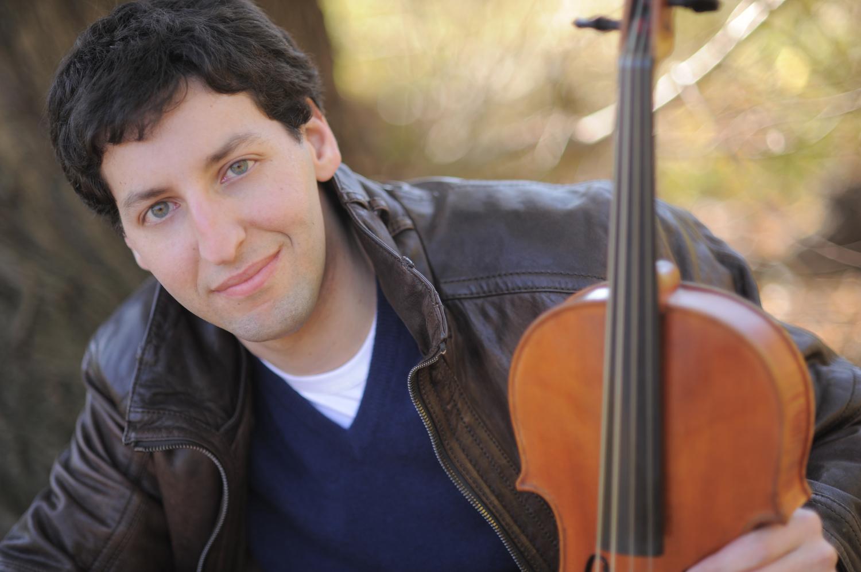 Brett Walfish , Viola Executive Director M.M. New England Conservatory
