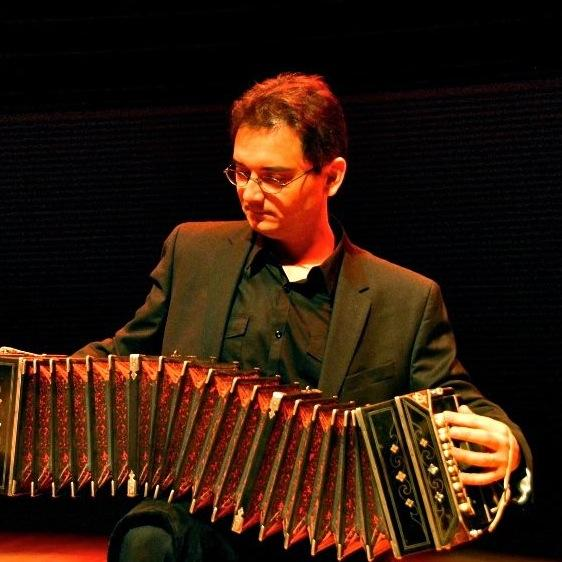 Hector Del Curto, Bandoneon 2018 Grammy Winner for Best Latin Jazz Album Artistic Director Stowe Tango Music Festival
