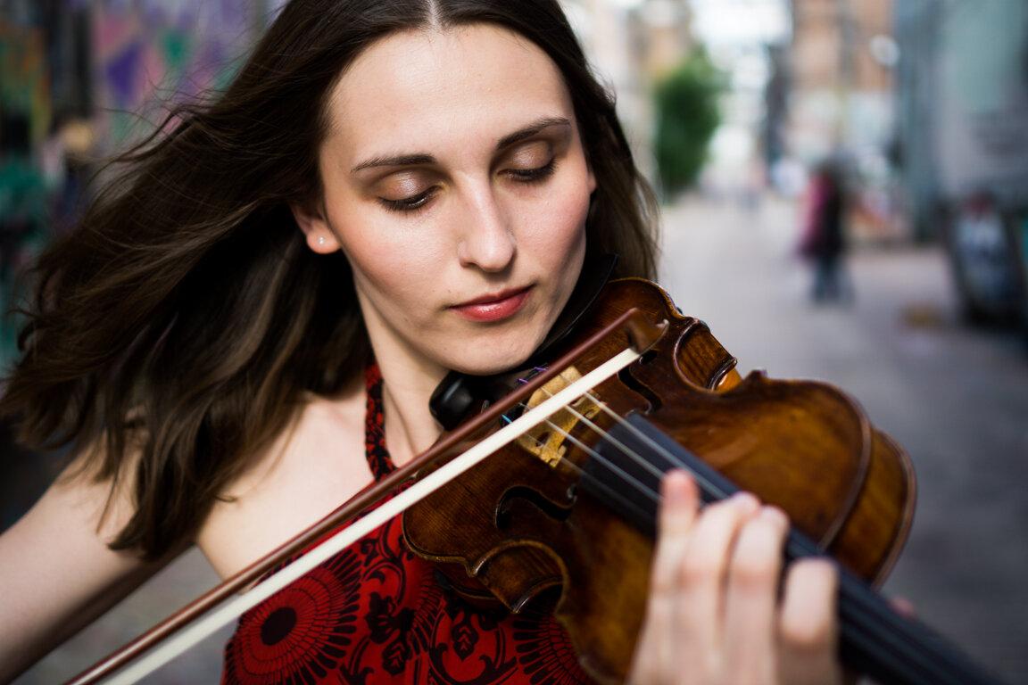 Dr. Katie Smirnova , Violin Artistic Director Rushmore Music Festival