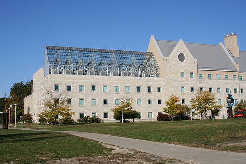 Research Facility - Wolfe Hall