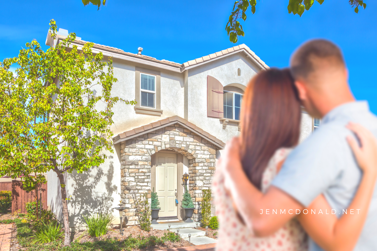 Househunting after military retirement