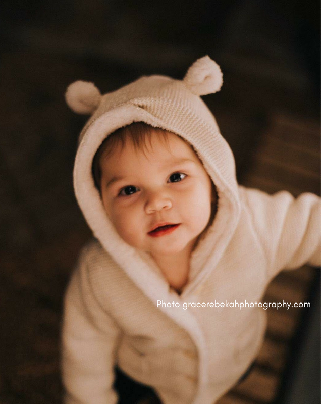 HOW BEAUTIFUL IS THIS BABY??