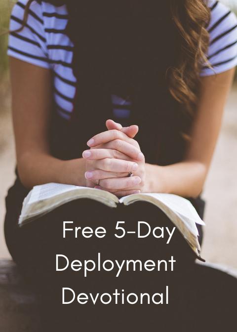 Free Deployment Devotional