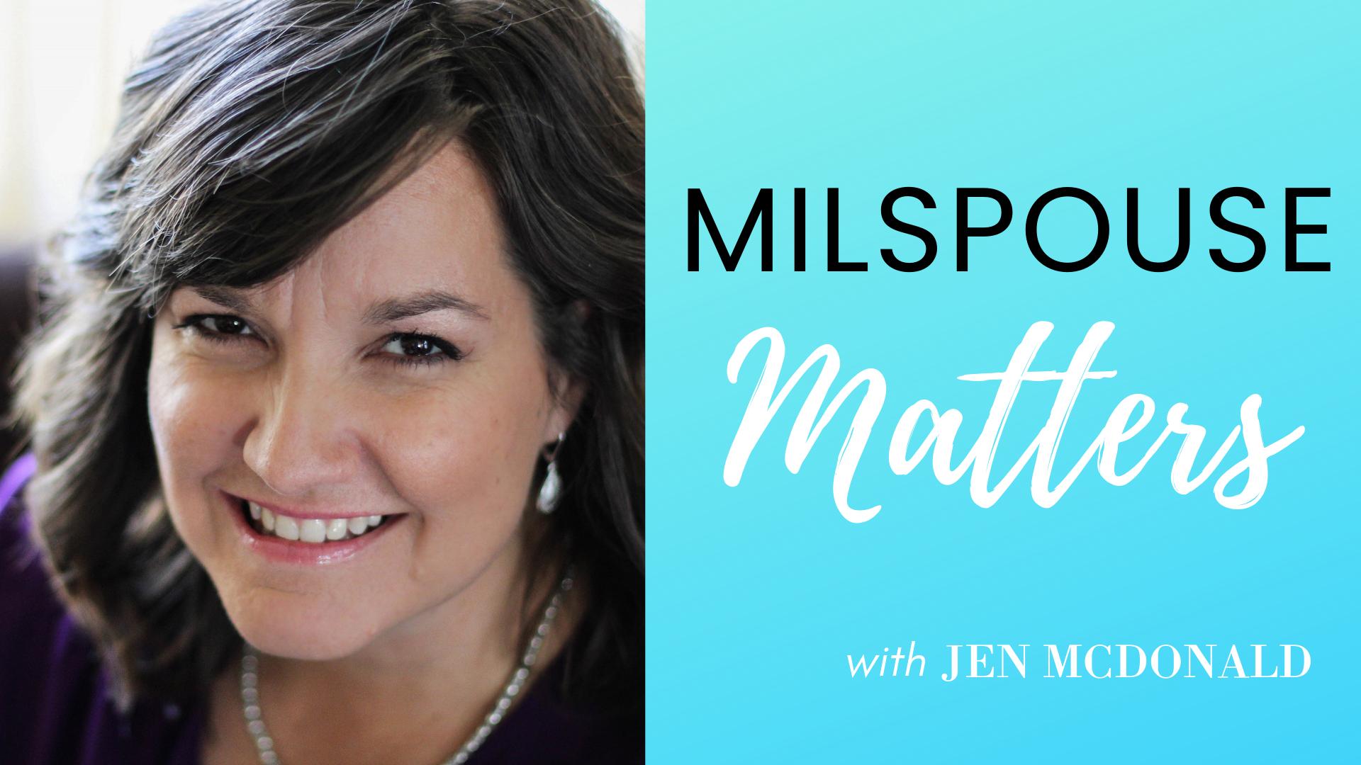 Milspouse Matters