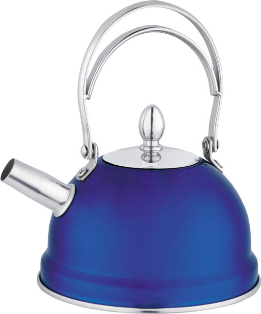 Mini Kettle with Infuser  -Blue  800ml