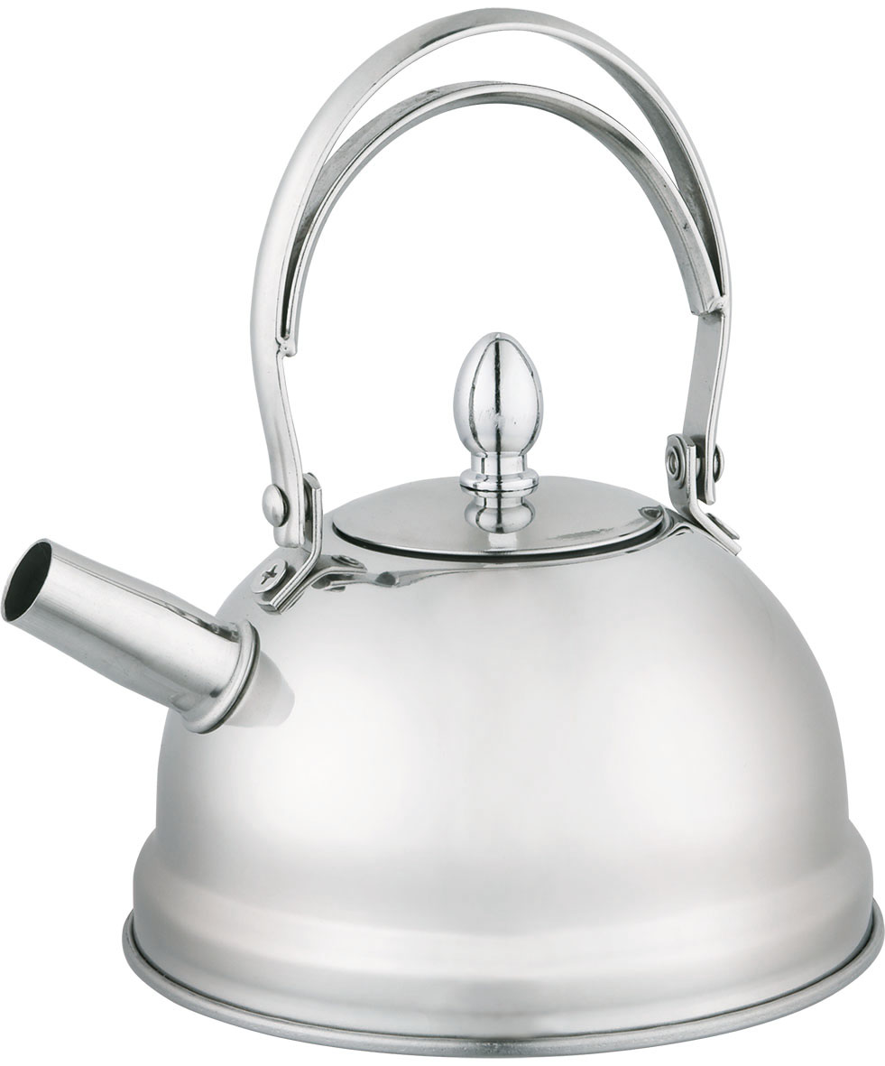 Mini Kettle with Infuser - Stainless 800ml
