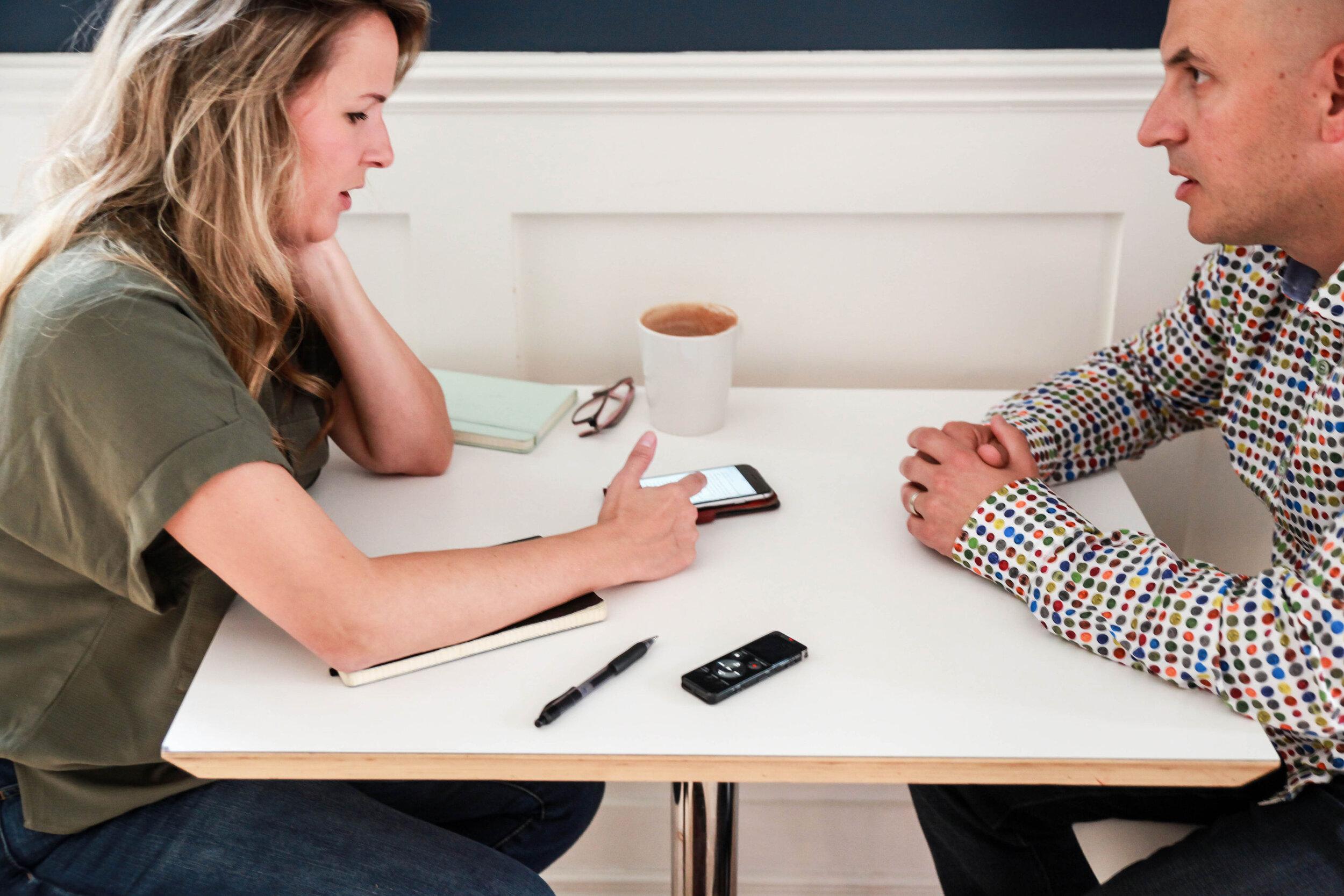 "CONTENT MARKETING - ""Traditional marketing talks at people. Content marketing talks with them."" - Doug Kessler"