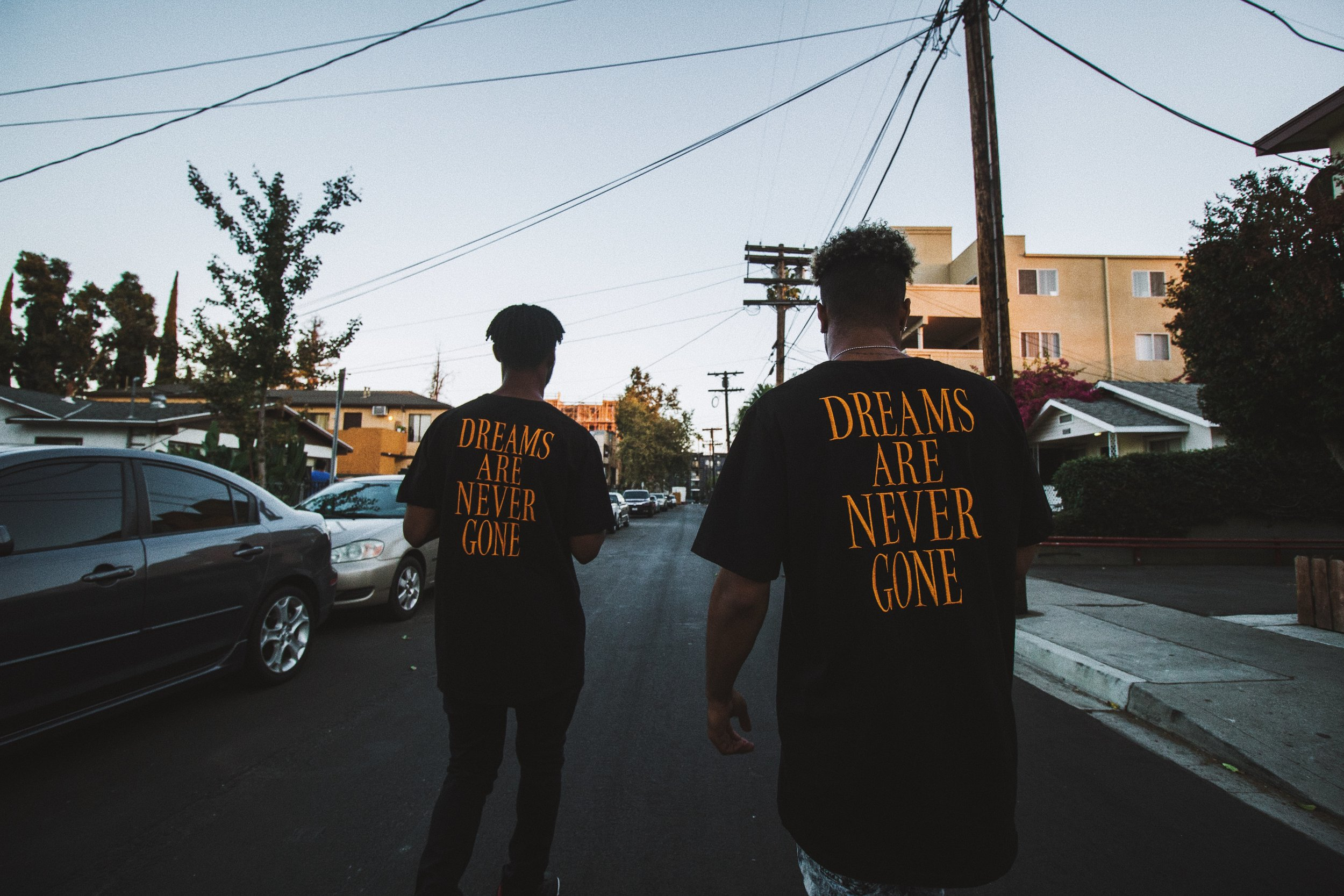 DREAMS ARE NEVER GONE COLLECTION 1/2 - Spring/Summer 18