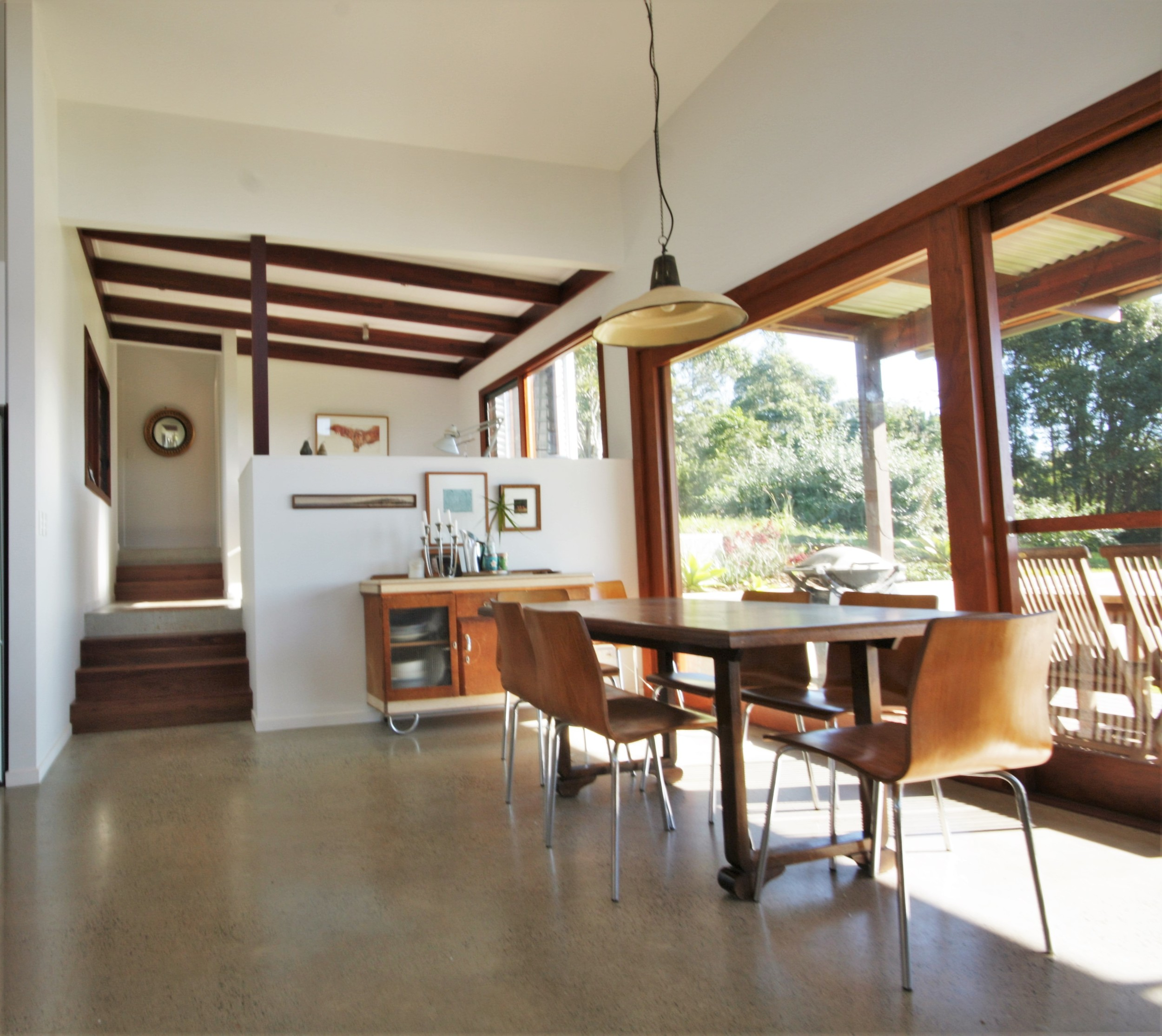 Interior Kirkpatrick-Lipsett House, Federal NSW