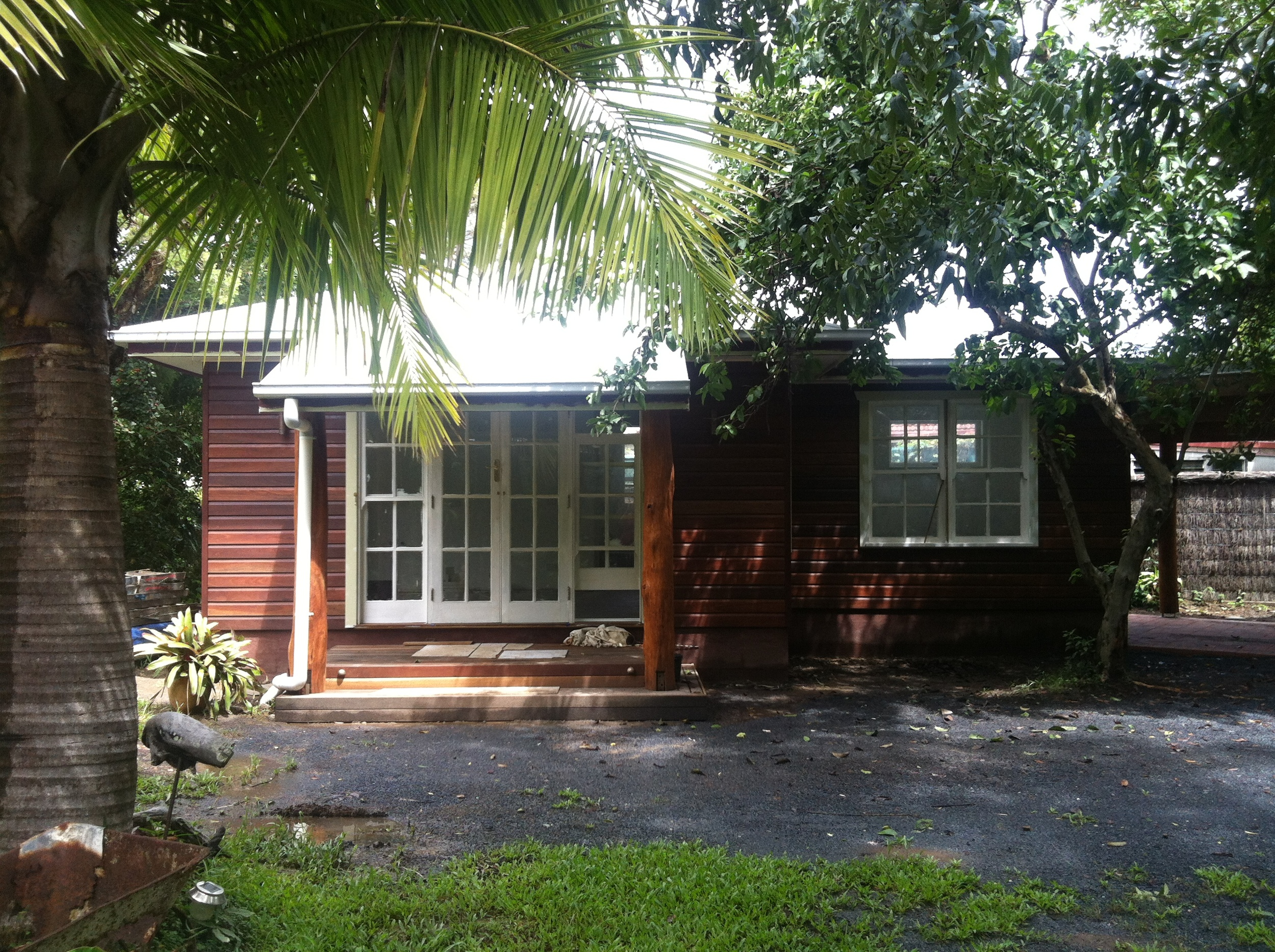 Secondary dwelling as guest accommodation, Mullumbimby NSW