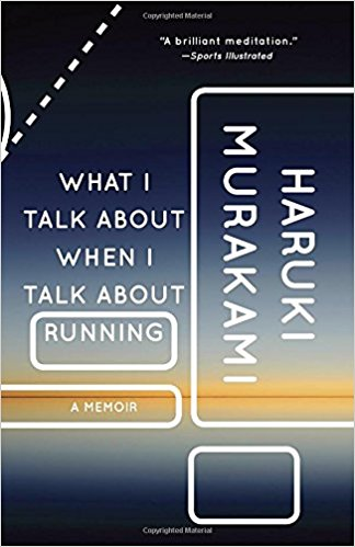 A Beautiful Memoir About Writing and Running. -