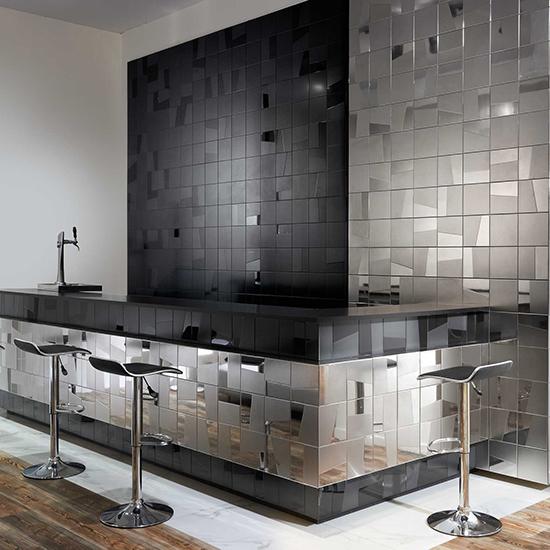 Black & Silver (indent)