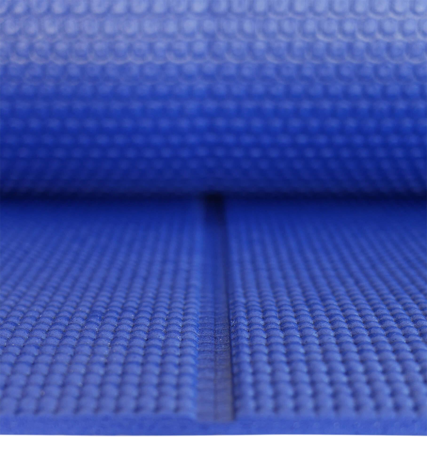 Mittellinie: Mit diesem cleveren Feature an Deiner Yogamatte stehst Du immer richtig