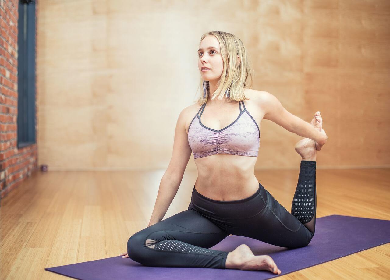 CorePower Yoga ist einer der größten amerikanischen Trends im Bereich Yoga und Fitness.
