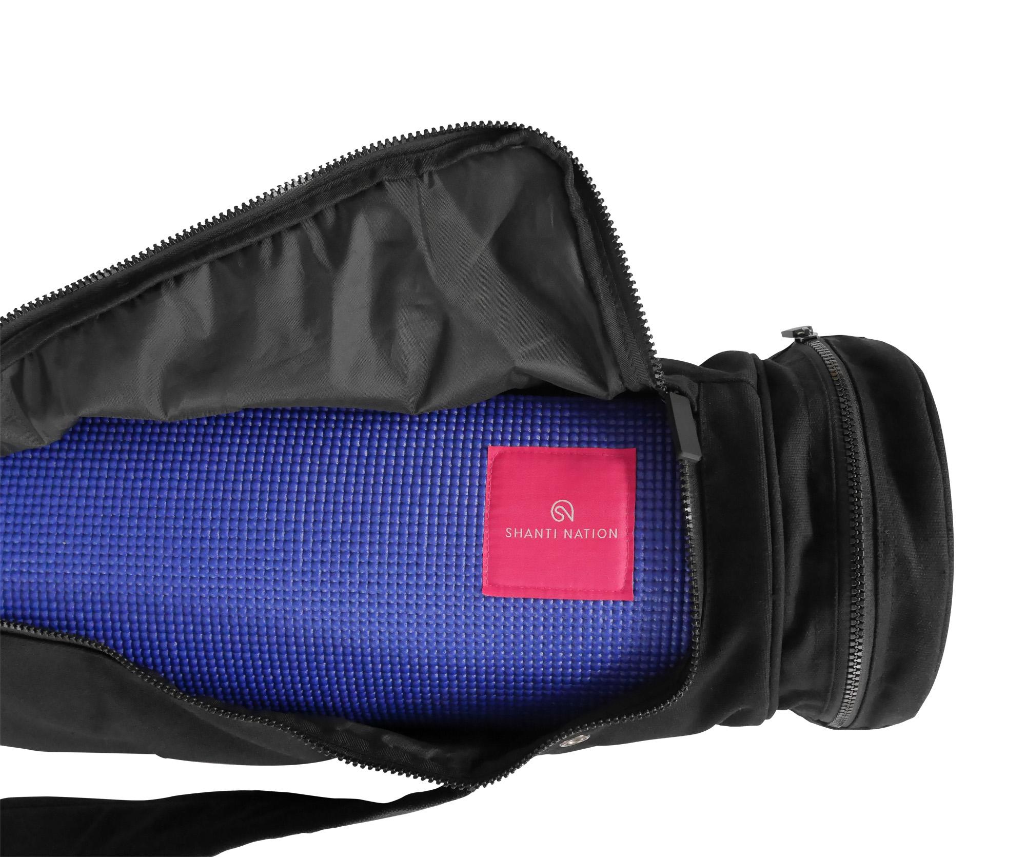 Die Shanti Mat XXL ist mit unserer passenden Tragetasche komfortabel zu tragen.