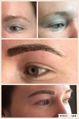 Thin brows? Over plucked over the years? No problem we have the solution for you! 6D microblading is a treatment that involves placing pigments under the skin to give the apperance of hair. It lasts up to 18 months and can be topped up after this. Plus you won't need to take out another mortgage to have this amazing new treatment done as it only cost's €150 including your 4 week top up! I had mine done last Friday and it was virtually pain free. I can't recommend them enough! It's great not having to draw my eyebrows on every morning :D #girlproblems  #browsonfleek #6DMicroblading