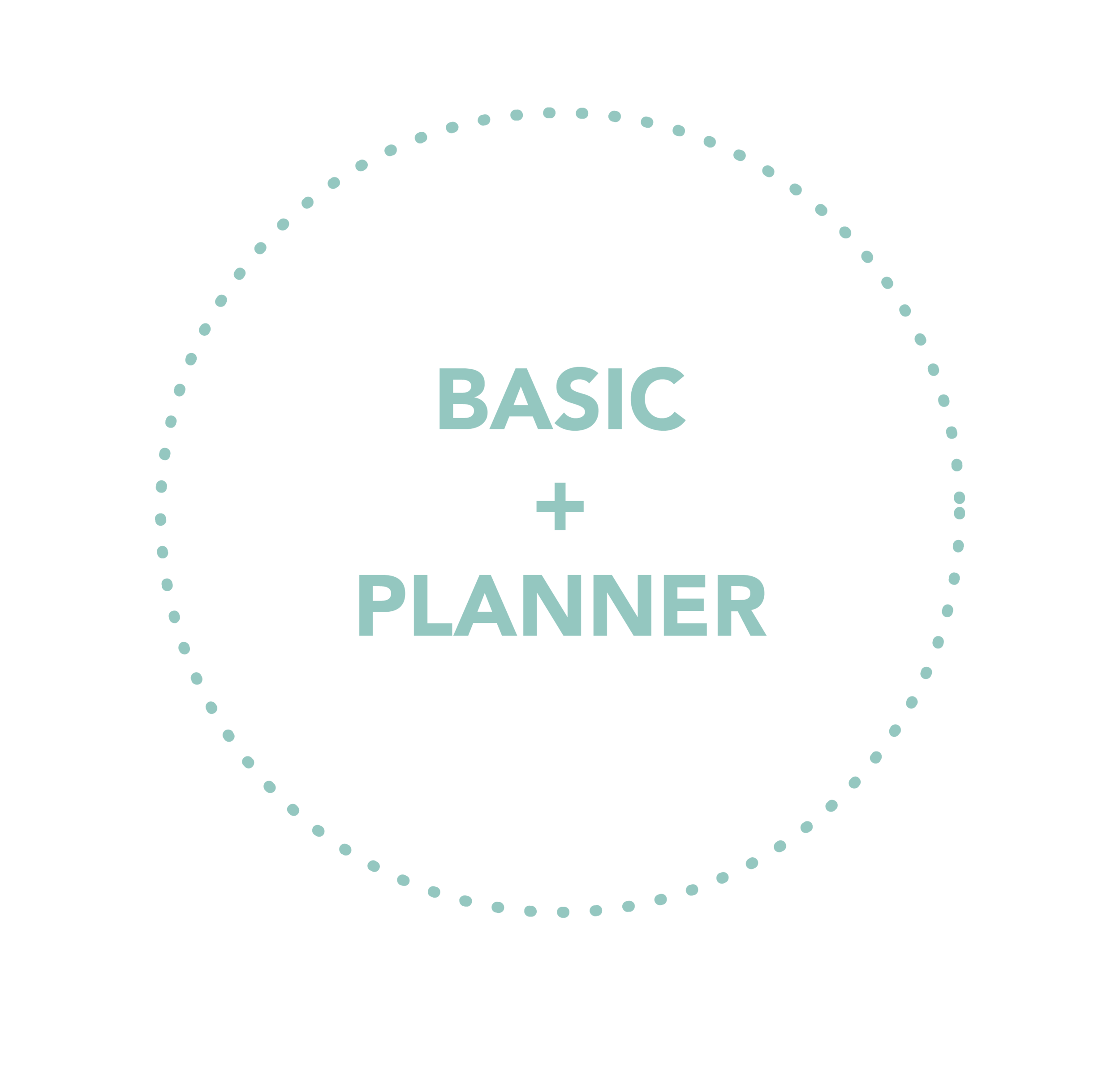 Everything that the Basic Package offers plus our in-house planning through White Magnolia OR Mingle Events, for the 60 day Planner Package.