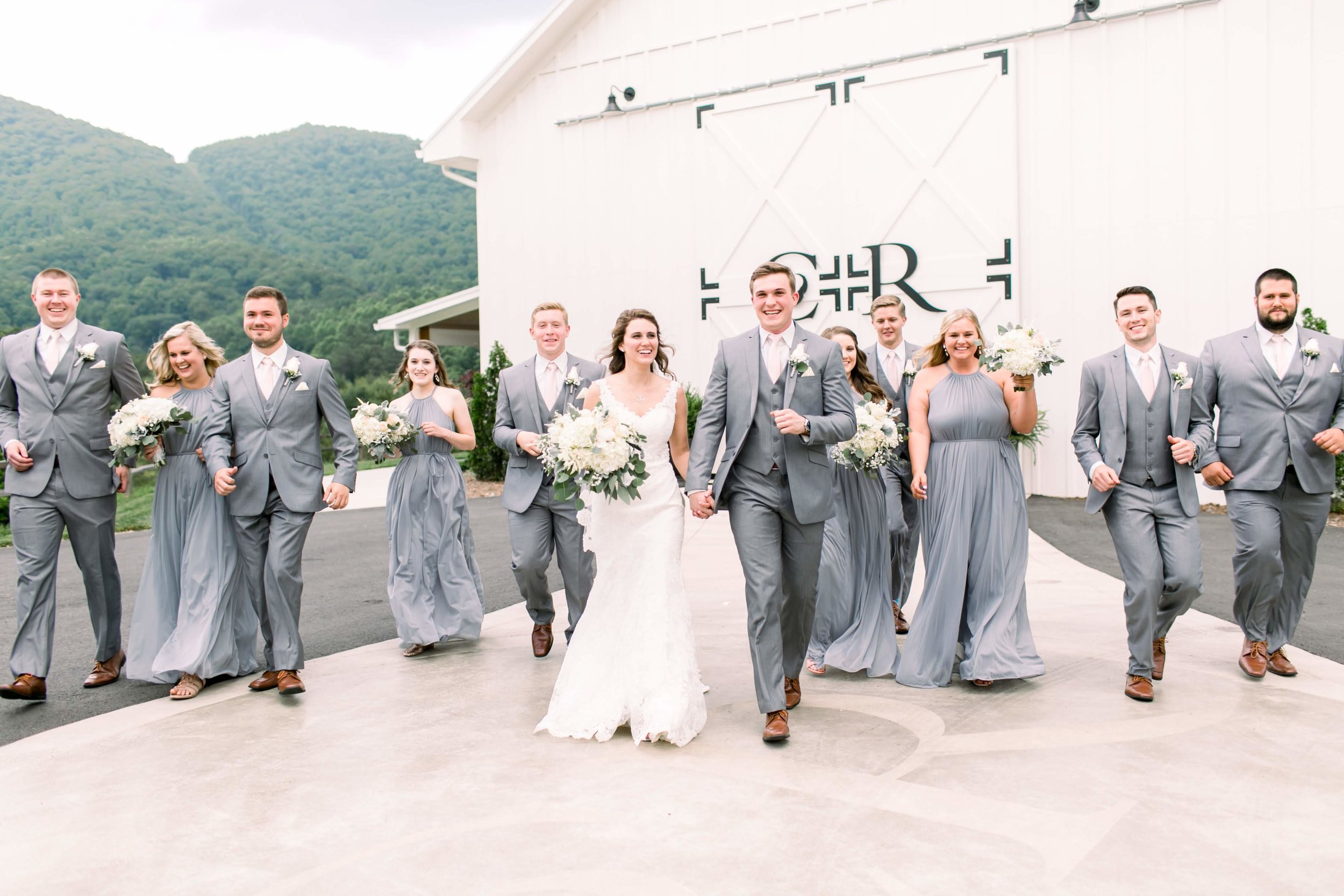 Click Photo for Highlights of this Wedding photographed by  Amber Hatley .