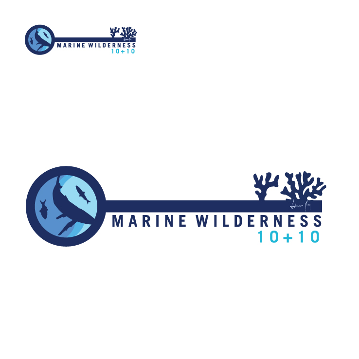 The Key Solutions Logo for the World Parks Congress agency 10+10, shows the key solutions to preserving marine diversity lies in knowing the system for it's own sake. It's about looking at every depth and dimension of the big blue, and using it's intelligence to unlock it's whole story. In doing so, we can ensure the continuity of it's complete narrative. There were two iterations of this logo. I had to first move away from the concept of using infrastructure as the solution or the tines of the key, because artifice cannot conserve the organic world. I had to use nature's expression, i.e. coral as the prongs of the key because only comprehending wild in it's intrinsic, immutable, intricate articulation can help us unlock the necessary measures needed to conserve it. I had to make the concept self sustaining like the biosphere.