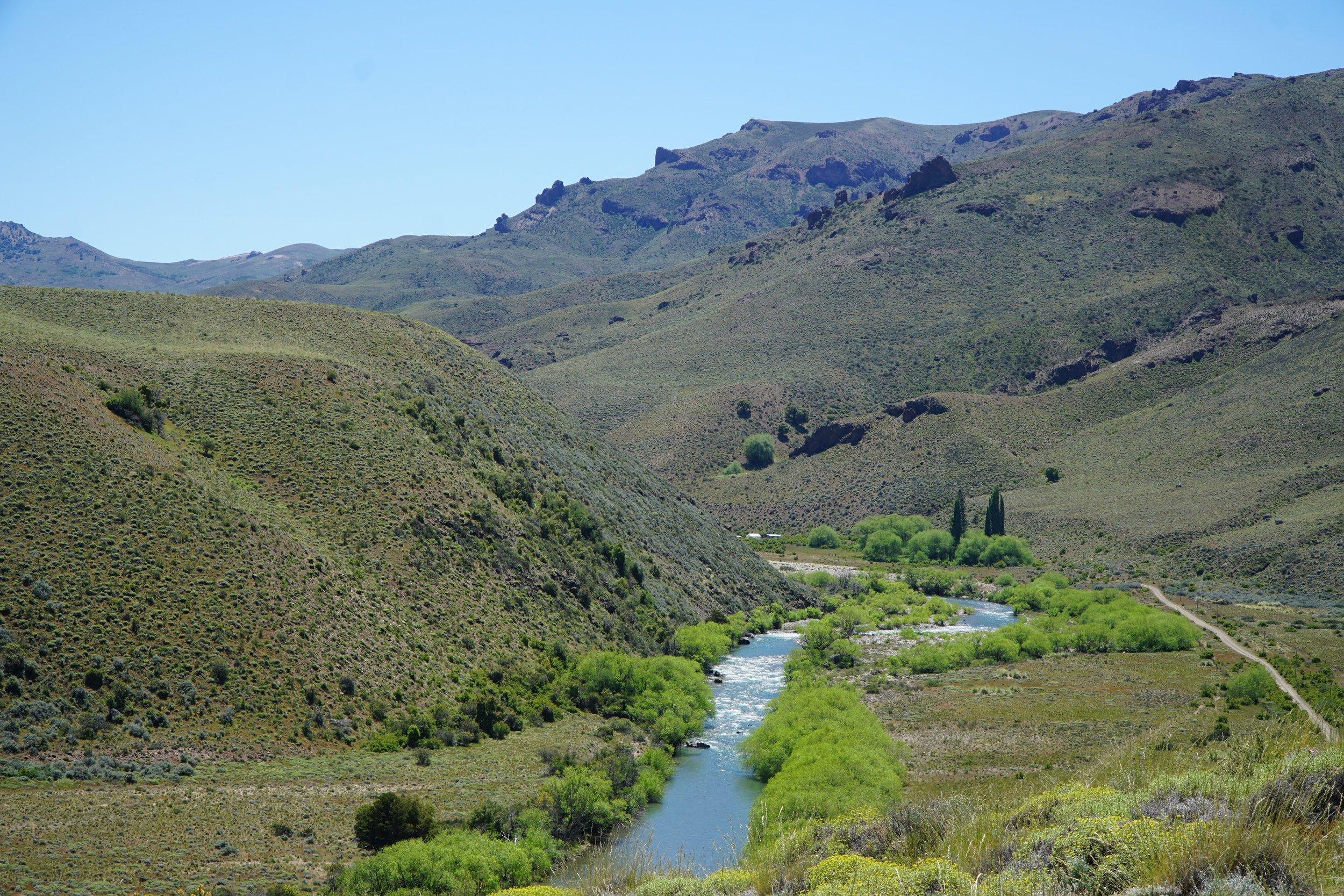 Rio Chubut
