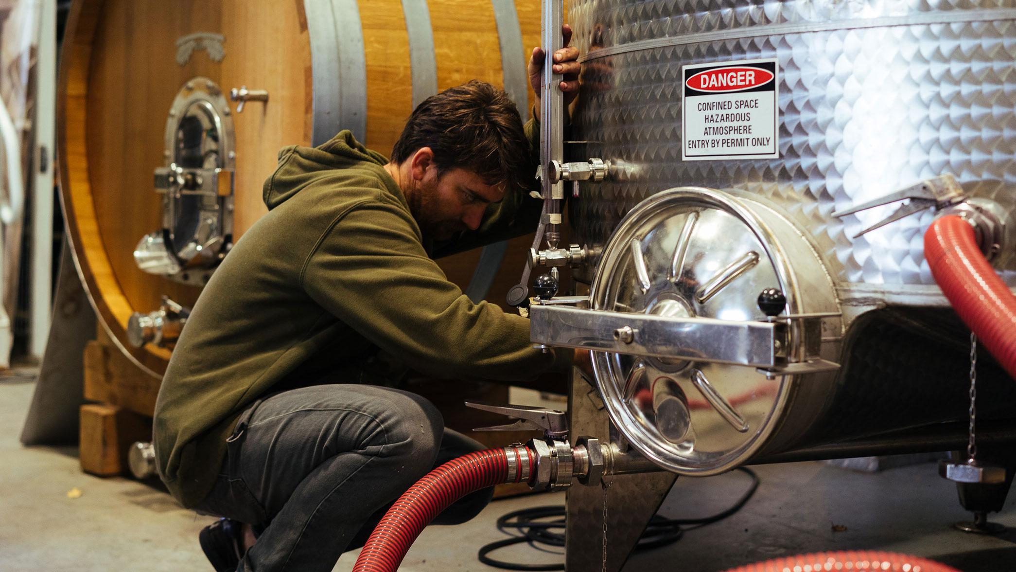 Skigh McManis winemaker