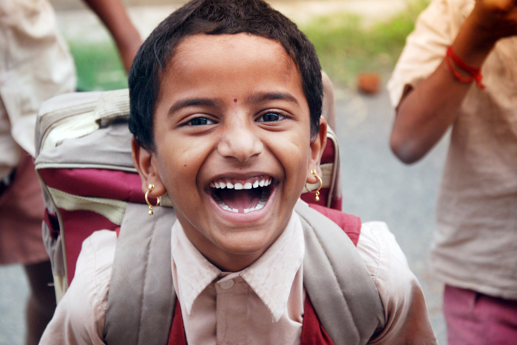Laughing Indian child.jpeg