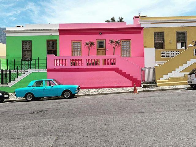 Bo-Kaap / Cap Town