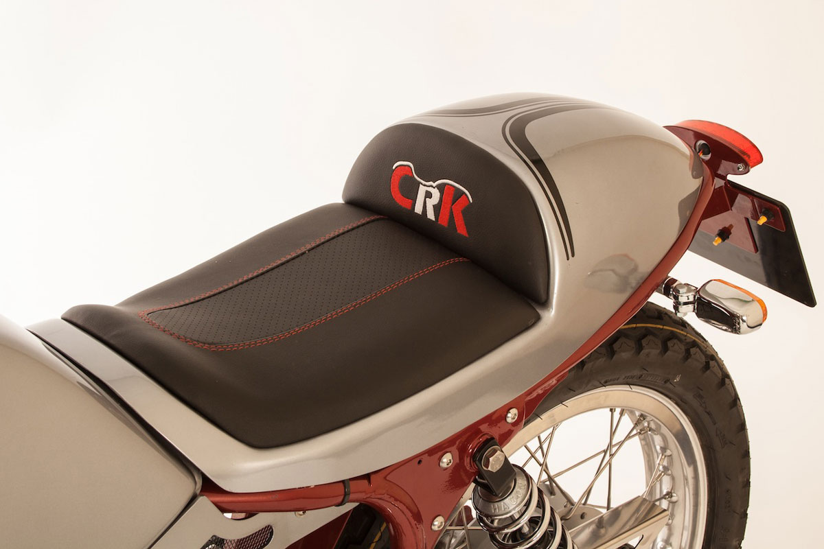 Cafe Racer Project Kits and Bespoke Motorcycle Manufactured