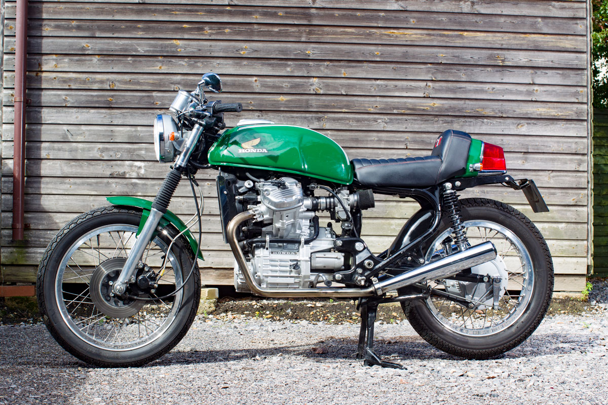 Cafe Racer Project Kits And Bespoke Motorcycle Manufactured Parts