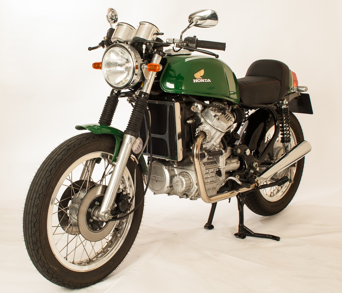 Eccezionale CRK 500 Cafe Racer — Cafe Racer Kits and Custom Bike Manufactured BF53