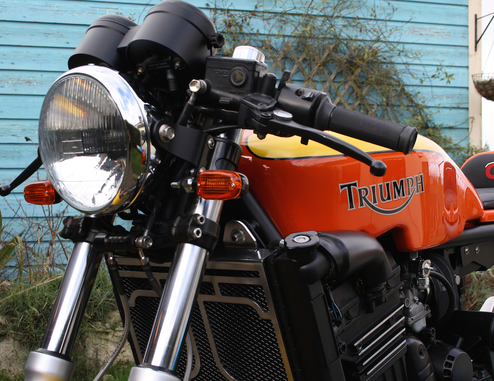 Triumph Cafe Racer Conversion Kit