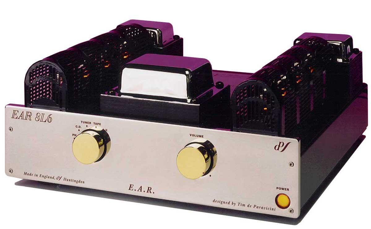 Ampli à lampes Ear Yoshino 8L6