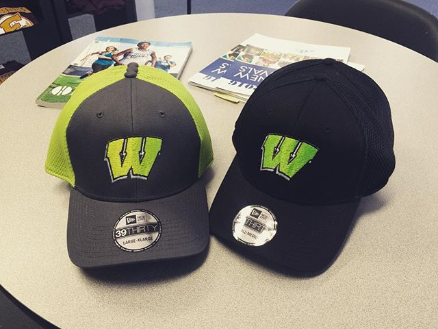 New WHHS hats!!