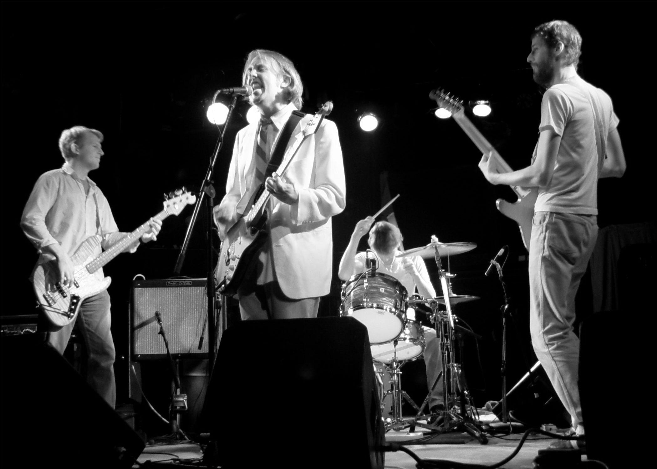 Fred Kelly, Jonathan Kelly, Trace Bateman, Tommy Bateman  Photo by Tracy Jackson