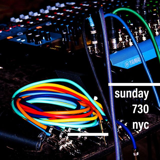 @prohibitionnyc Sunday! 7:30p in NYC. Admission is FREE!